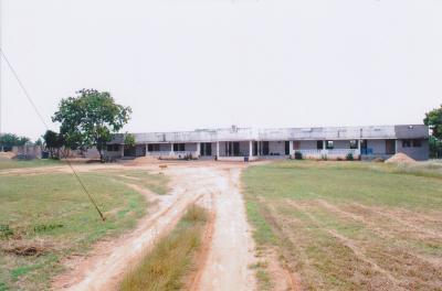 Neubau der Schule 2
