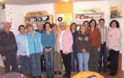 Team des Eine-Welt-Laden und Indienhilfe
